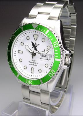 Adler Green Submariner