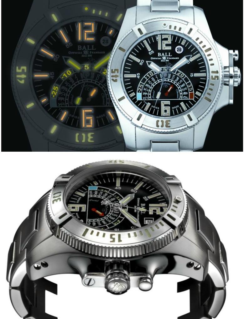 Takhle vypadají hodinky ve tmě a celkový pohled