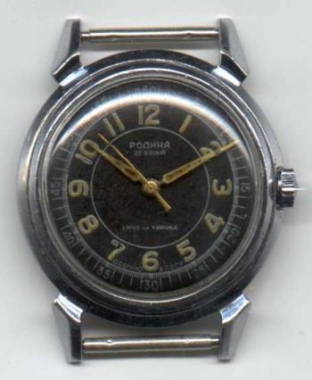 Gagarinovy hodinky Rodina