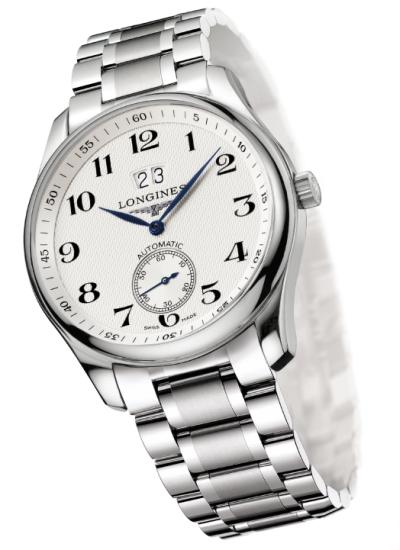 Longines Master Collection Twin-Aperture Date Calendar