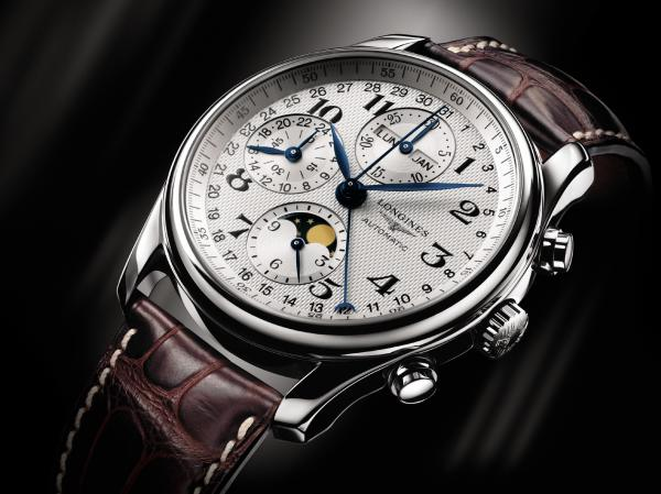 Longines Master Collection Moon Phases