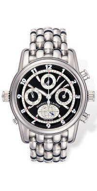 Masterpiece Chrono Globe