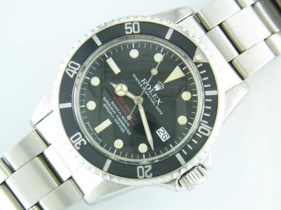 Oyster Perpetual Sea Dweller 2000