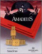 Reklamní kampaň na hodinky Amadeus1