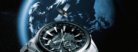 Nový Seiko Astron zvládá časové zóny, GPS i solární dobíjení