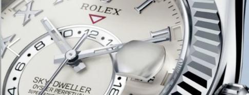 Nový Rolex Sky-Dweller s ročním kalendářem a další novinky