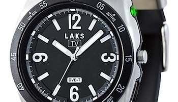 Laks TV – hodinky s tunerem digitální televize