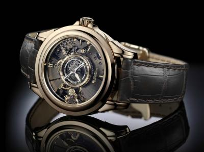 De Ville Central Tourbillon Co-Axial Chronometer