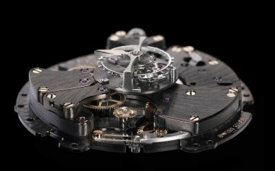 De Ville Central Tourbillon Co-Axial Chronometer a kalibr 2635