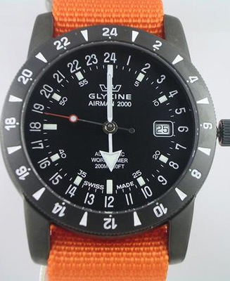 Glycine Airman 2000