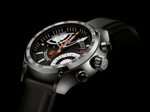 TX 650 GT Fly Back Chronograph