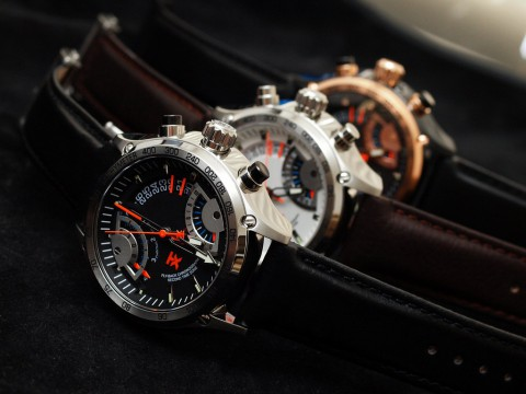 TechnoLuxury: TX 650 GT Flyback Chronograph
