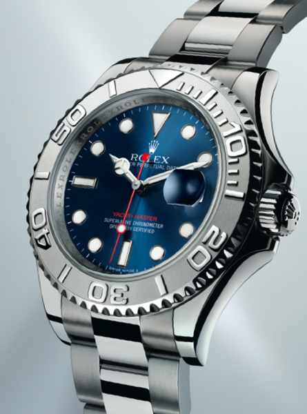 Ref 116622 Yachtmaster 40 mm blue
