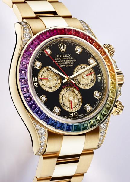 Rolex Cosmograph Daytona Rainbow