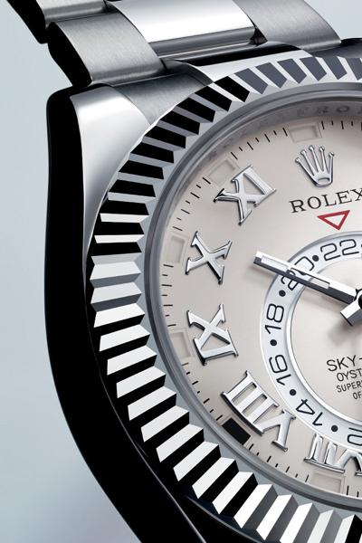 Rolex Sky-Dweller - detail