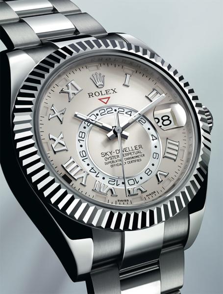 Rolex Sky-Dweller celkový pohled