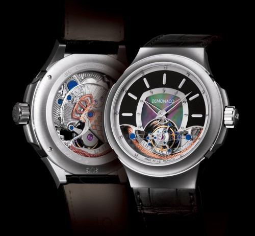 Ronde d'Or Grand Tourbillon XP1 - white gold/round