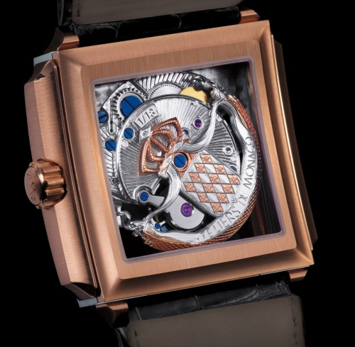 Carré d'Or Grand Tourbillon XP