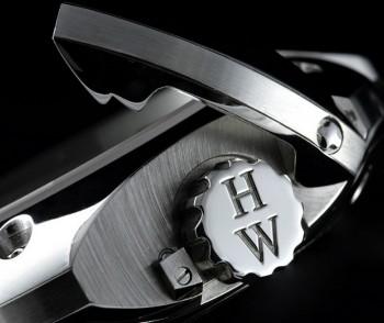 Harry Winston Opus 5 - kryt korunky