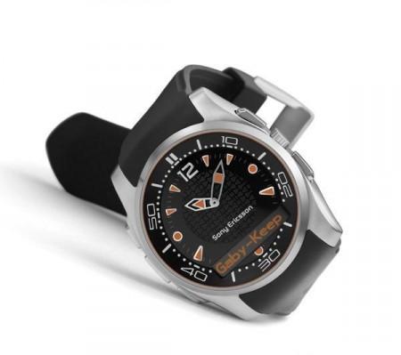 Sony Ericsson hodinky