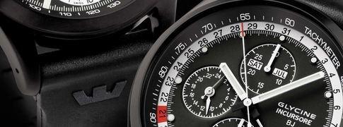 Glycine: hodinky nejenom pro piloty