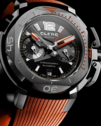 Clerc-Clockwork-Orange-Limited-Edition-Hydroscaph-Central-Chronograph-LR-2-620x730