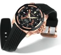 Seiko Velatura Kinetic Direct Drive Rose Gold