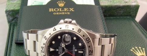 Rolex Explorer II – srovnání s Panerai
