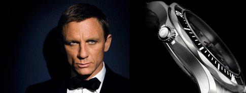 James Bond a jeho hodinky
